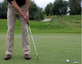 Decelerating Stroke Causes Many Putting Ills