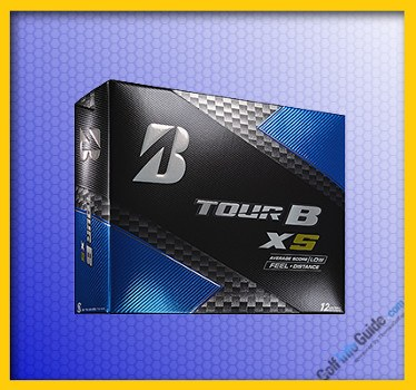Bridgestone TOUR B XS Golf Ball Review