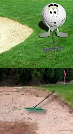 Bunker Shot Maintenance and Techniques Review