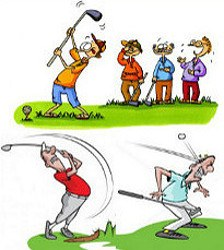 Golf A Chance to Be Competitive