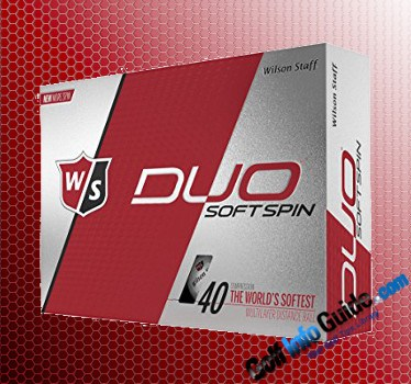 Wilson Staff Duo Soft Spin Golf Ball Review