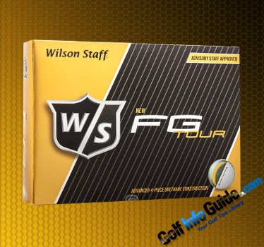 Wilson Staff FG Tour Urethane Golf Ball Review