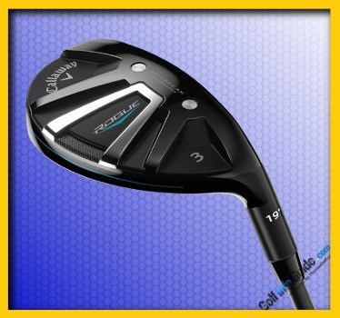 Callaway Rogue Hybrids Review