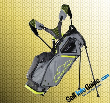 Sun Mountain 4.5 LS 4.5 LS Zero G Stand Bag Review