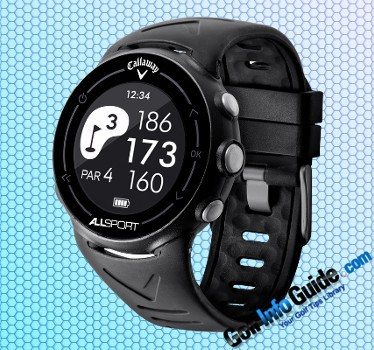 Callaway All Sport GPS Watch Review