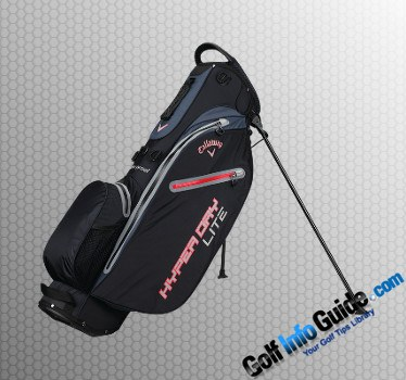 Callaway HYPER DRY LITE STAND BAG Review