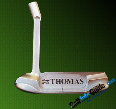 Thomas Golf AT40 Traditional-Length Putters Review