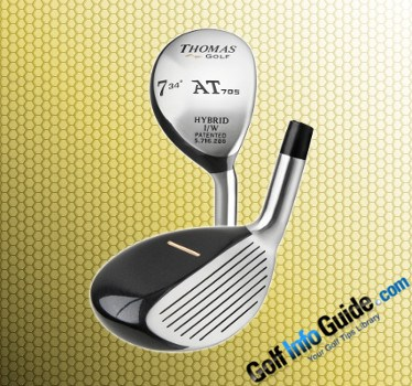 Thomas Golf AT705 Hybrids Review
