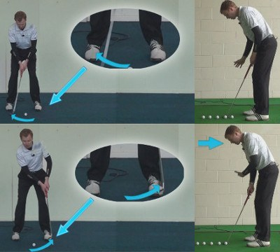 Knock in the Putt Techniques
