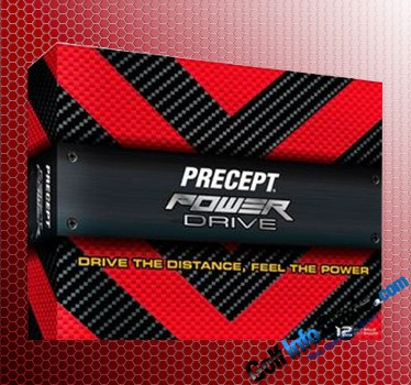 Bridgestone Precept Powerdrive Golf Ball Review
