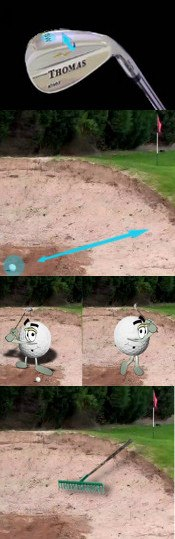 How to Play Varying Sand Conditions