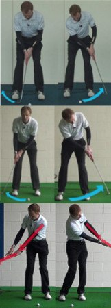 Shoulder Positioning and the Short Game