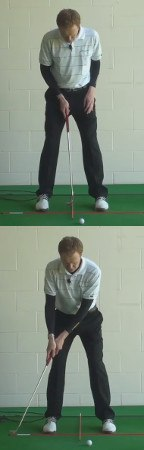 Ball Position in the Short Game