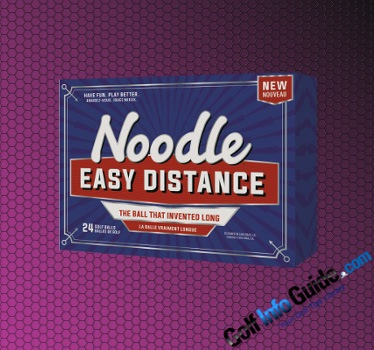 TaylorMade Noodle Easy Distance Golf Balls Review