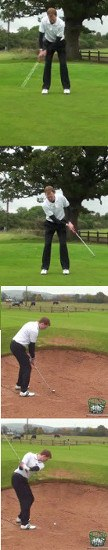 Hand Placement in the Short Game