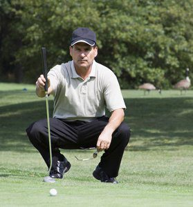 Pre-Putt Routine Can Aid Consistency