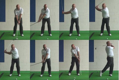 What is a Quality Golf Swing - How to Build it From Top to Bottom