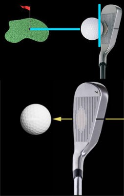 Which Part of the Golf Ball you Should Focus on and Want to Strike?