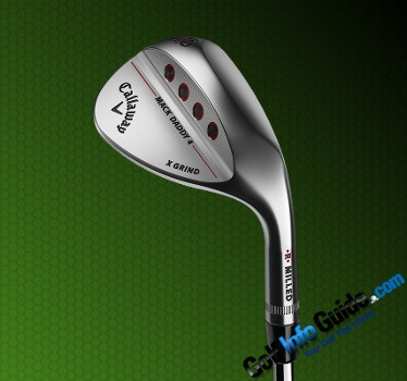 Callaway Introduces Mack Daddy 4 Raw wedges