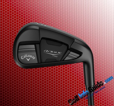 Callaway Launches Rogue Pro Black Irons
