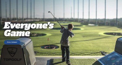 Golf is a Target Game, and TopGolf.com Centers are the New Alternative to Courses