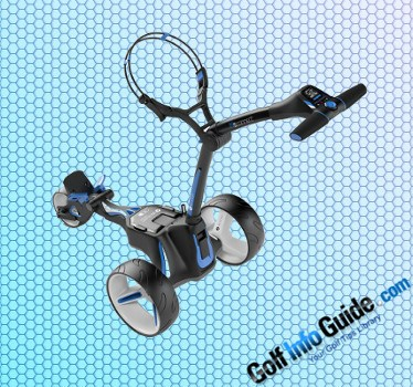 MotoCaddy Introduces World's First Compact Folding Golf Trolley With GPS