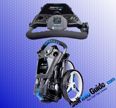 Motocaddy Cube Connect is World's First GPS Push Trolley