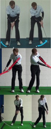 Short Game Head Position