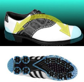 Spikes - Soft Spikes Vs Spike-Less Golf Shoes