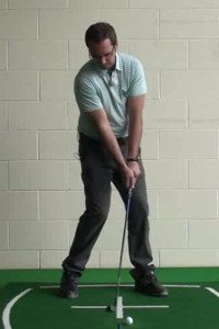 When Striking the Ball The Location of Your Head is Key Right Before Impact