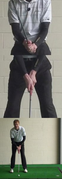 Grip Pressure While Putting