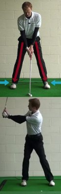 How Can I Tell if My Golf Club Face is Square at the Top of My Backswing?
