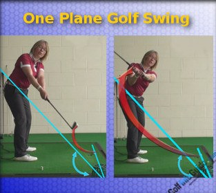 One Plane Golf Swing Pros and Cons