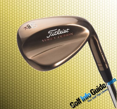 Titleist Introduces High Bounce Vokey WedgeWorks K Grind wedge