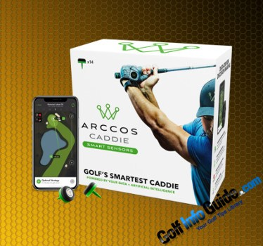 Arccos Caddie Smart Sensors to Replace 360 Golf Performance Tracking System