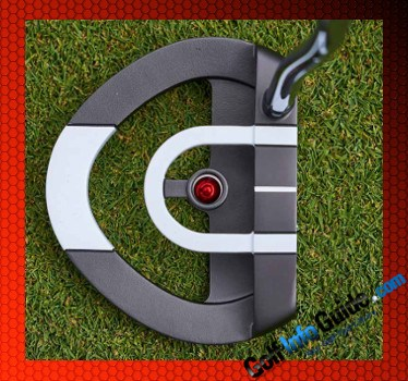 Odyssey Red Ball Putter Comes With Scope For Better Alignment