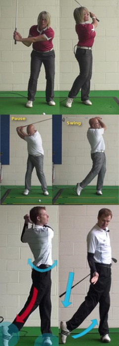 Working on Your Hip Turn