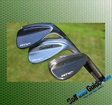 Cleveland Introduces the New RTX-4 Wedges