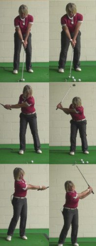 Left Elbow in the Short Game