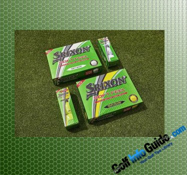 Srixon Latest Gen Soft Feel Golf Ball Review