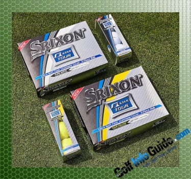 Srixon Launches New Q-Star Tour Golf Ball