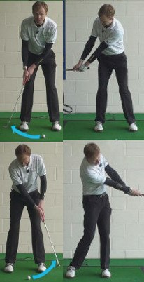 Changing Directions in the Short Game