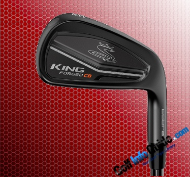 Cobra Golf Launches New King Forged CB/MB Irons