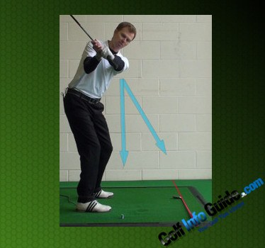 How to Stop Across the Line Backswing Move