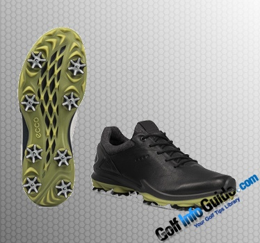 Latest Gen Ecco Biom G3 Golf Shoes Feature Natural Motion Technology
