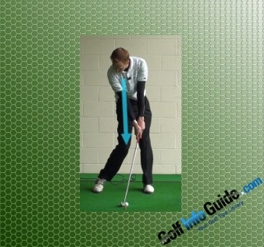 Improve Ball Striking by Keeping Eyes Level