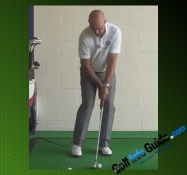 Senior Pitching Setup Lesson by PGA Teaching Pro Dean Butler
