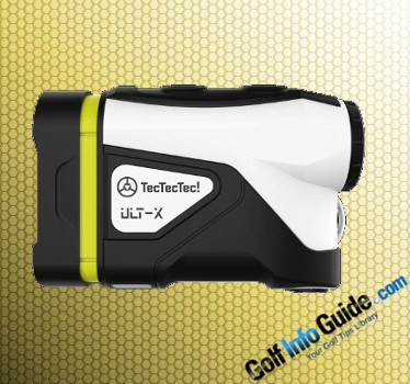 ULT-X Golf Laser Rangefinder from TecTecTec Now Available for Purchase