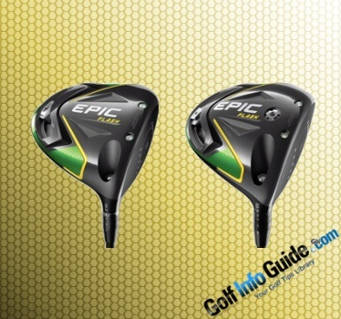 Callaway Launches Epic Flash & Epic Flash Sub Zero Drivers and Fairway Woods Built Using AI and Machine Learning
