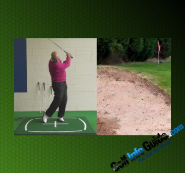 Senior Fairway Bunker Lesson by PGA Teaching Pro Dean Butler